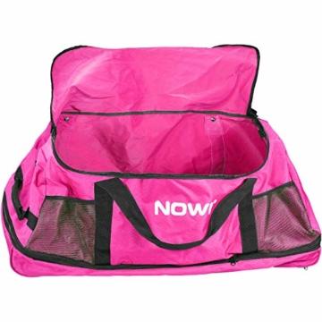 NOWI XXL Riesen Reisetasche mit 3 Rollen Rollenreisetasche 81 cm - 5