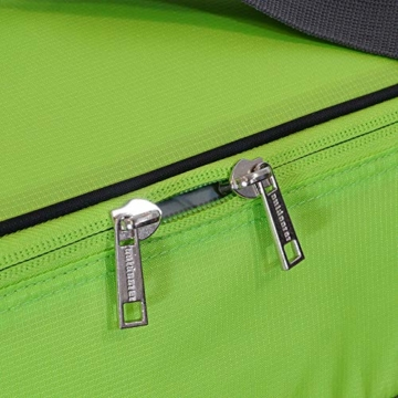 outdoorer Kleine Kühltasche Cool Butler 6, grün, mit Außentasche - 7