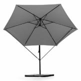 Sekey Windsicherung für Ampelschirme | Marktshirme | Sonnenschirme,Schwarz - 1