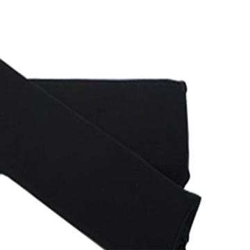 Sharplace 2 STK. Elastische Armauflage, Armlehnen Polster, Ellenbogen Kissen für Drehstuhl Bürostuhl - Schwarz - 6