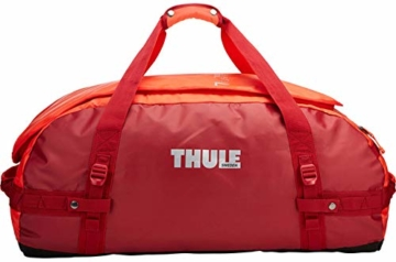 Thule Chasm Duffel Bag 130L (Rucksack und Reisetasche in einem) roarange - 2