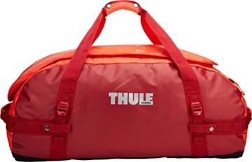 Thule Chasm Duffel Bag 130L (Rucksack und Reisetasche in einem) roarange - 3