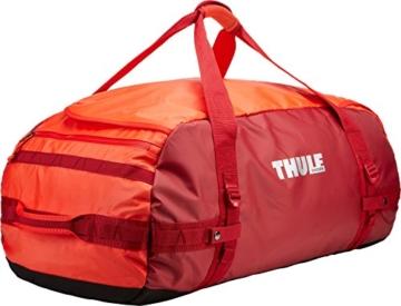 Thule Chasm Duffel Bag 130L (Rucksack und Reisetasche in einem) roarange - 4