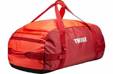 Thule Chasm Duffel Bag 130L (Rucksack und Reisetasche in einem) roarange - 5