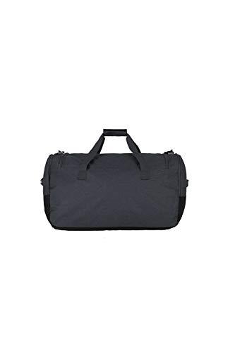 travelite große Reisetasche Größe L, Gepäck Serie KICK OFF: Praktische Reisetasche für Urlaub und Sport, 006915-04, 60 cm, 73 Liter, d'anthrazit (grau) - 2