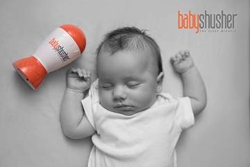 Baby Shusher Soundmaschine -  Baby Schlafwunder für neue Eltern - 4