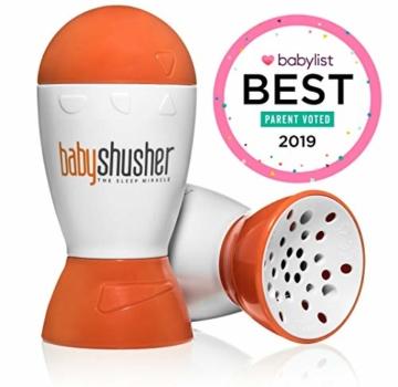 Baby Shusher Soundmaschine -  Baby Schlafwunder für neue Eltern - 6