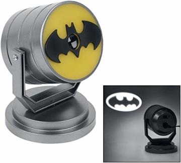 Batman Bat Signal Projection Light LED Tischleuchte - 1