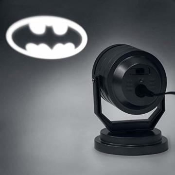 Batman Bat Signal Projection Light LED Tischleuchte - 2
