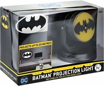 Batman Bat Signal Projection Light LED Tischleuchte - 3
