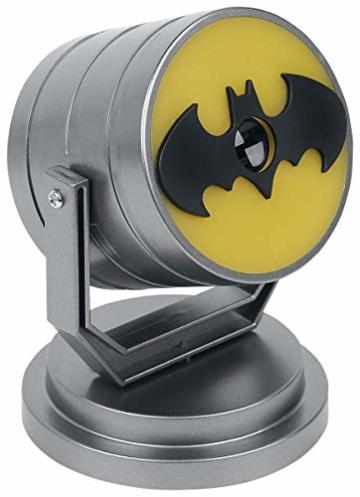 Batman Bat Signal Projection Light LED Tischleuchte - 4