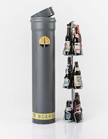 """BIERSAFE: """"Hoch die Zwölf ! Garten Erdloch Flaschenkühler/Getränke-Kühler/ERD-Kühlschrank, stromlos-Bier-Kühl-Gadget/für Outdoorküche - 1"""