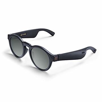 Bose Unisex- Erwachsene Frames Audio-Sonnenbrille, Rondo, schwarz, 51 x 148 x 51 - 7