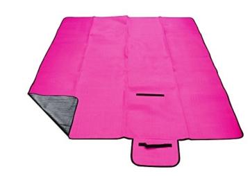 CALTER Picknickdecke, Pink, 20 x 8 x 33 cm - 2