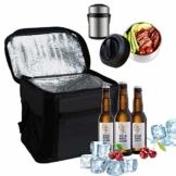 chivving Kühltasche Klein Kuhltaschen Faltbar Mini 10L - 1