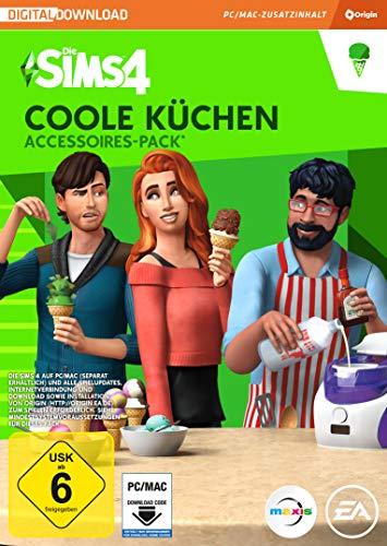 Die Sims 4 - Coole Küchen-Accessoires (SP 3) [PC Code - Origin] - 1