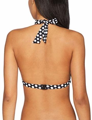 ESPRIT Damen Bikinioberteil CROSBY BEACH padded halterne Schwarz (Black 001) , 90C(Herstellergröße: 44 C) - 3