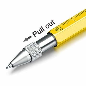 Fruitman Kugelschreiber lustige geschenk für männer geschenke weihnachten büro gadgets helfen für weihnachtsdeko werkzeug stift papa geschenkideen weihnachtsgeschenke für frauen und männer - 2