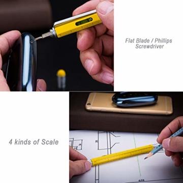 Fruitman Kugelschreiber lustige geschenk für männer geschenke weihnachten büro gadgets helfen für weihnachtsdeko werkzeug stift papa geschenkideen weihnachtsgeschenke für frauen und männer - 3