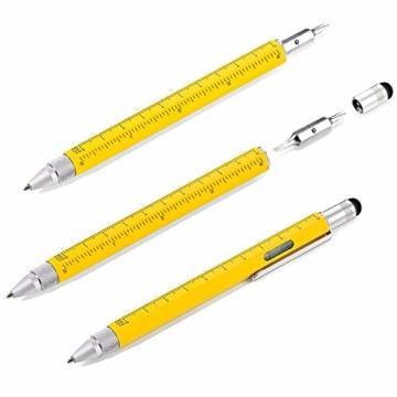 Fruitman Kugelschreiber lustige geschenk für männer geschenke weihnachten büro gadgets helfen für weihnachtsdeko werkzeug stift papa geschenkideen weihnachtsgeschenke für frauen und männer - 6