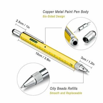 Fruitman Kugelschreiber lustige geschenk für männer geschenke weihnachten büro gadgets helfen für weihnachtsdeko werkzeug stift papa geschenkideen weihnachtsgeschenke für frauen und männer - 7