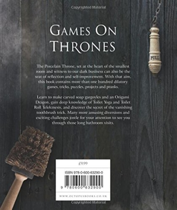 Games on Thrones: 100 things to do on the loo - 2