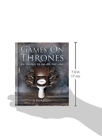 Games on Thrones: 100 things to do on the loo - 3