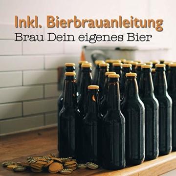 growbro Hopfen Anzuchtset, Der Weg zu deinem eigenen Bier, Geschenk für Männer, Freunde und Papa, Geburtstagsgeschenk, Gastgeschenk, Geschenke zum Grillen, Männer Gadget - 4