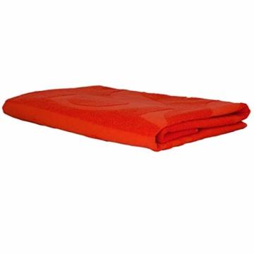 Hugo Boss Beach Towel 170 x 80 cm OneSize (170 x 80) Bright Orange (824) - 2