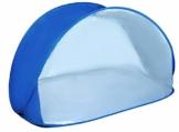 ISO TRADE Wurfzelt POP up UV Filter 150 x 100 x 80 Strandmuschel Camping Zelt Neu 1948 - 1