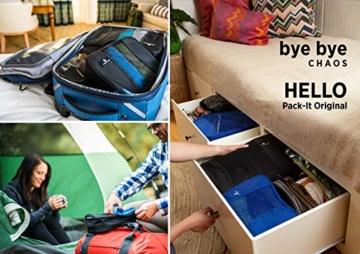 Kleidertasche Pack-It Original Garment Folder M I Organisation für die Reise und für Zuhause I Koffer- und Home Organizer - 2
