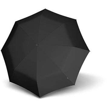 Knirps FiberT2 Duomatic 878 Regenschirm schwarz - 2