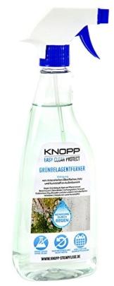 Knopp Grünbelagentferner, Algen- und Moosentferner, ideal auch für Holz und Kunststoff, gebrauchsfertig, 500ml - 1