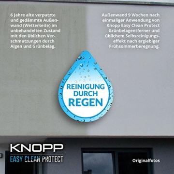 Knopp Grünbelagentferner, Algen- und Moosentferner, ideal auch für Holz und Kunststoff, gebrauchsfertig, 500ml - 4