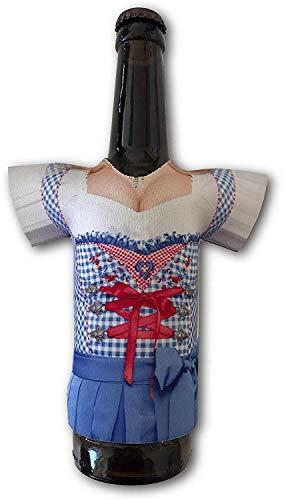 Madl & Buam Bierflaschen Kühler, Bierkühler für 0,3l und 0,5l Flaschen aus Neopren, Party- und Biergadget im Duopack - 5