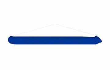 MT MALATEC Sonnenschirm-Muschel Strandschirm Windschutz 230cm Sonnenschutz 10066 - 4