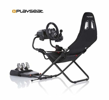 Playseat Challenge Schwarz - 11