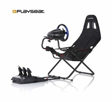 Playseat Challenge Schwarz - 12