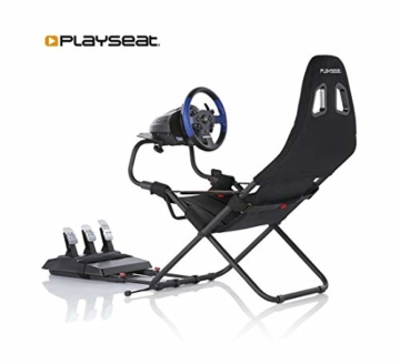 Playseat Challenge Schwarz - 13