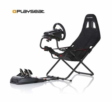 Playseat Challenge Schwarz - 2