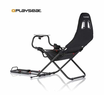Playseat Challenge Schwarz - 4