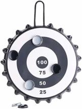 Playtastic Kronkorken Dart: Magnetisches Kronkorken-Dartspiel mit 6 Kronkorken, Ø 24 cm (Kronkorken Dartscheibe) - 1