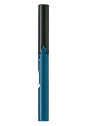 PLUS Japan, Taschenschere in Blau-Schwarz, 13,5 cm Lang - 2