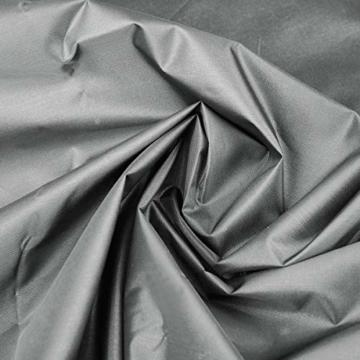 Rehomy Terrassenschaukel-Set, solide, wasserdicht, regendicht, Abdeckung für Hollywoodschaukel und Hollywoodschaukel, Staubschutz, Ersatz für 2- und 3-Sitzer-Größen - 4