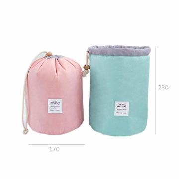 Reise-Fass-Kosmetiktasche Multifunktion-kosmetisch-Tasche-Toilettenartikel-Aktentasche,Patent Nr. 004047397-0001 - 4