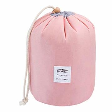 Reise-Fass-Kosmetiktasche Multifunktion-kosmetisch-Tasche-Toilettenartikel-Aktentasche,Patent Nr. 004047397-0001 - 1