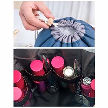 Reise-Fass-Kosmetiktasche Multifunktion-kosmetisch-Tasche-Toilettenartikel-Aktentasche,Patent Nr. 004047397-0001 - 5