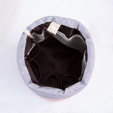 Reise-Fass-Kosmetiktasche Multifunktion-kosmetisch-Tasche-Toilettenartikel-Aktentasche,Patent Nr. 004047397-0001 - 8