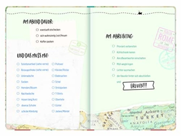 Reisetagebuch (Landkarte) - 3