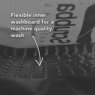 Scrubba Wash Bag 2.0 - Outdoor Camping Waschmaschine - Waschtasche und Waschbeutel - 6
